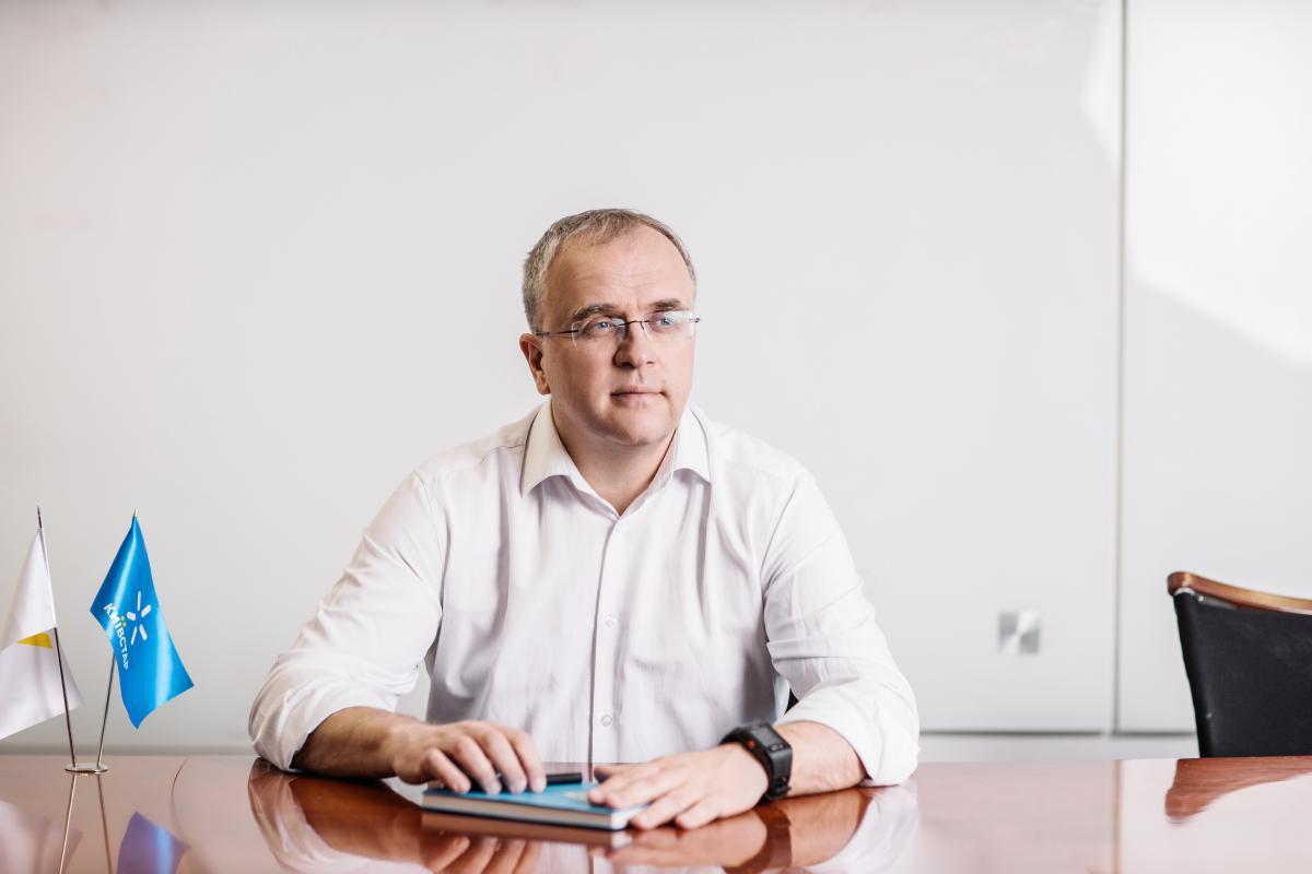 """По словам Александра Комарова, """"Киевстар"""" покрываетсвязью 4G чуть больше 70% населения / фото УНИАН"""