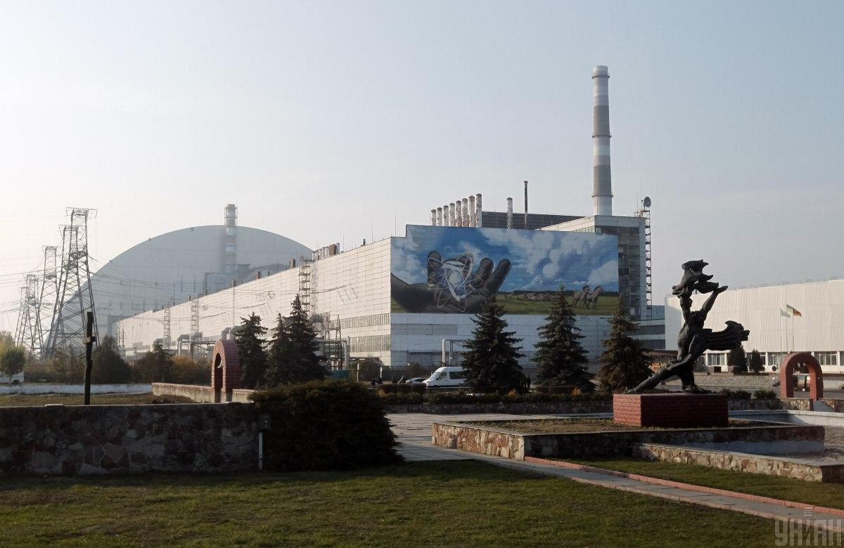 Chornobyl's Sarcophagus is one of the attractions / Photo from UNIAN