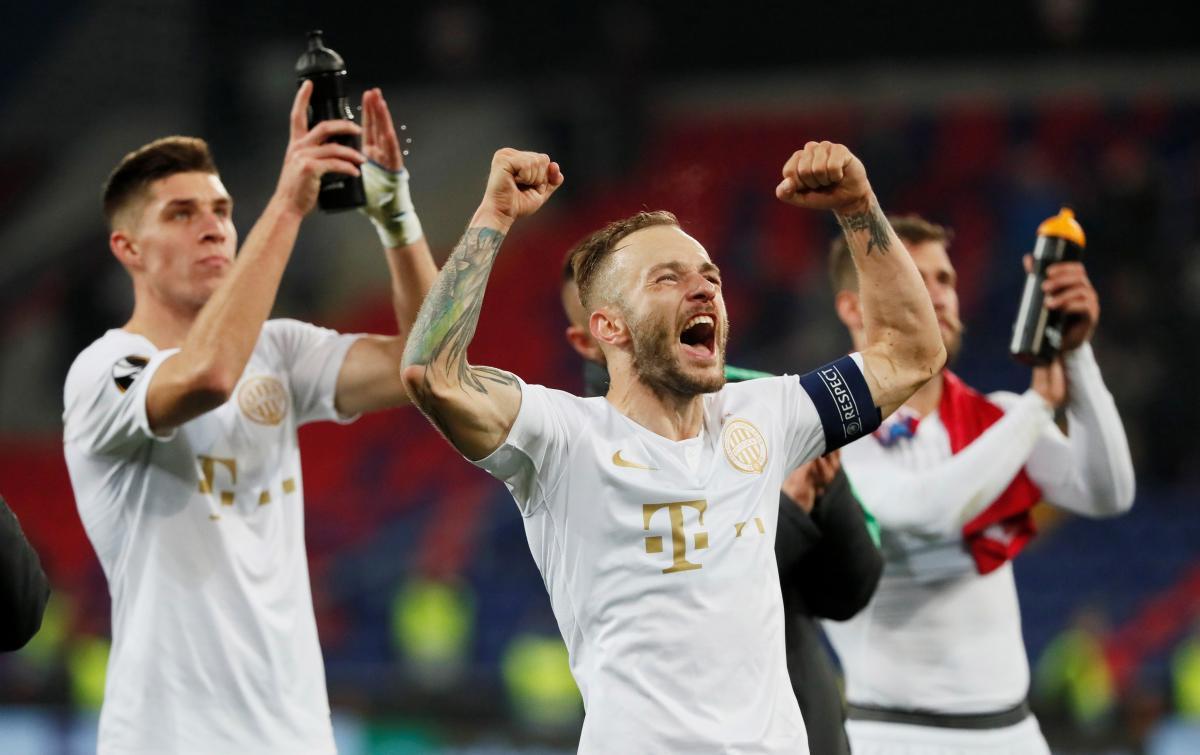 Карабах боруссия результат