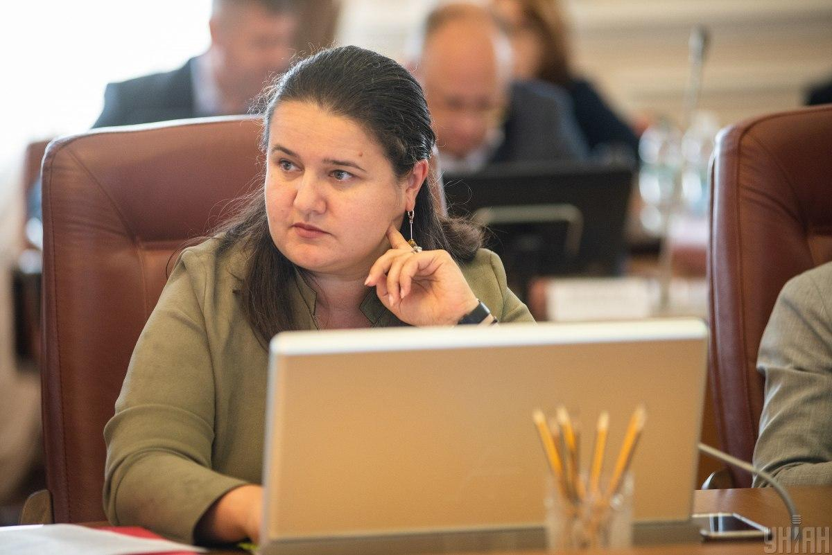 Маркарова отметила, что бюджетный процесс никогда не заканчивается / фото УНИАН