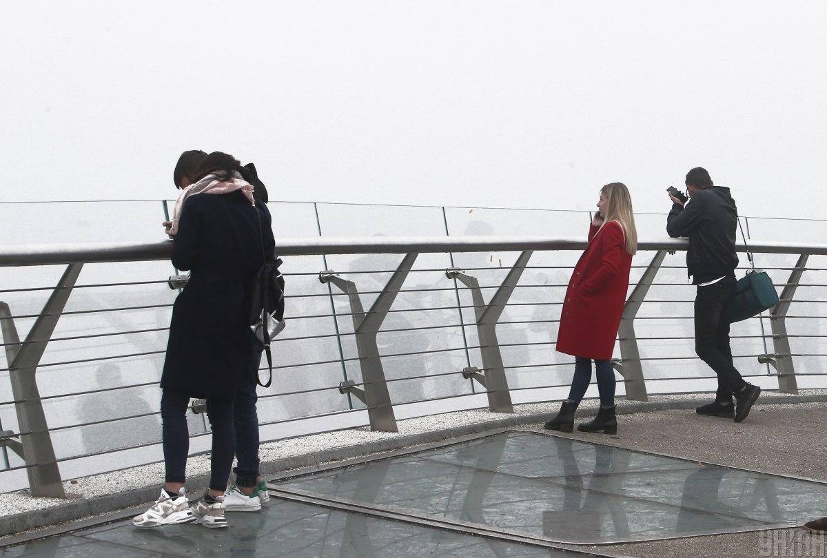 Иностранные туристы увеличили свои расходы в Украине / фото УНИАН