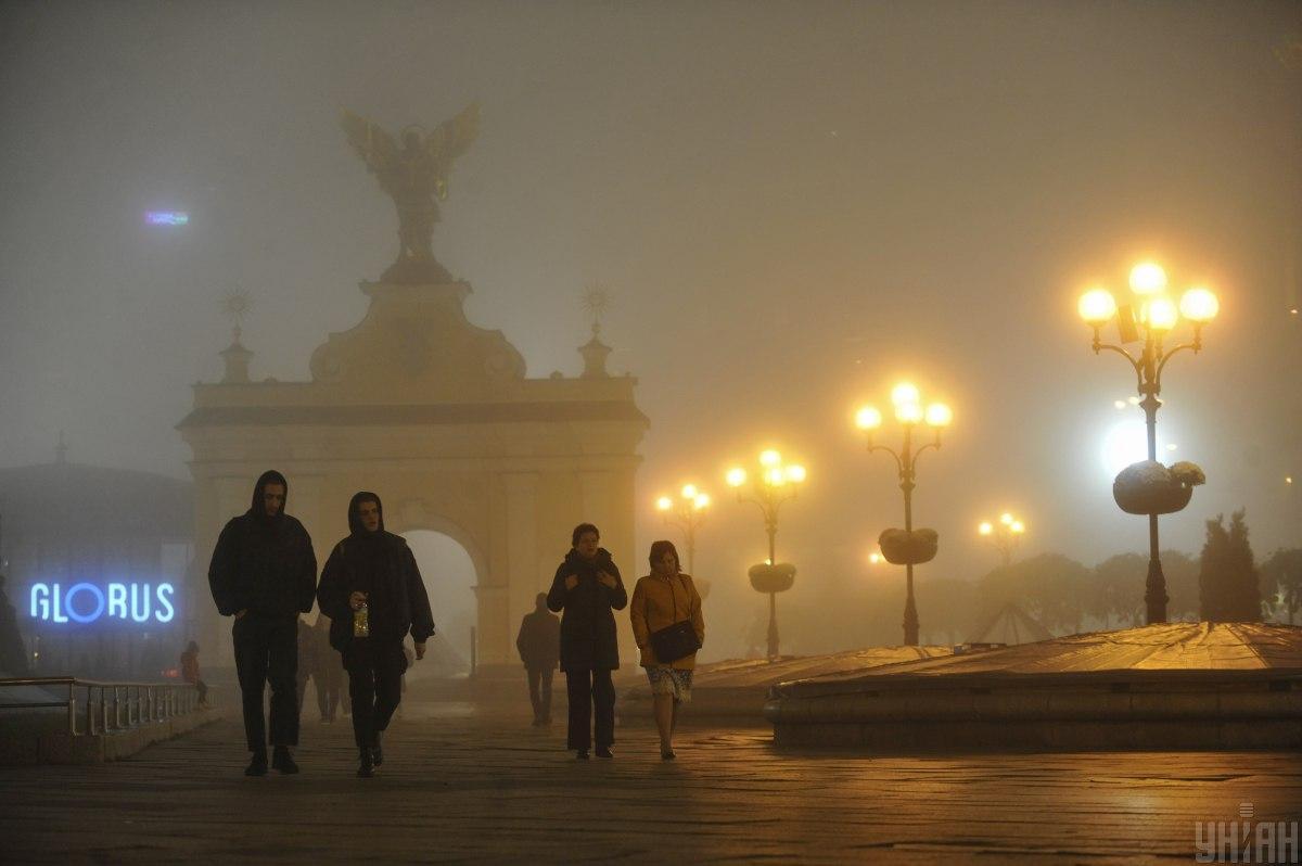 В Киеве завтра будет тепло / Фото УНИАН