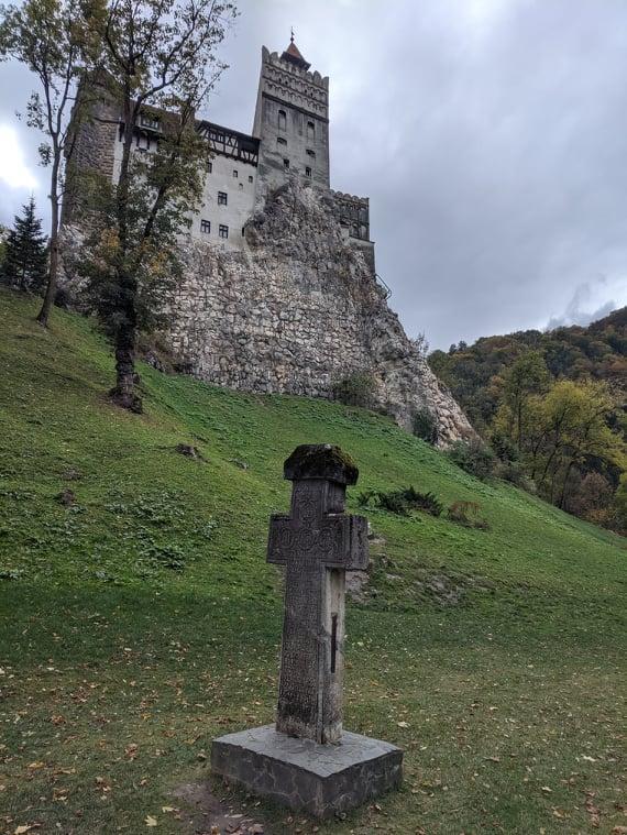 Замок Бран в Румынии/ Фото Евгений Матюшенко