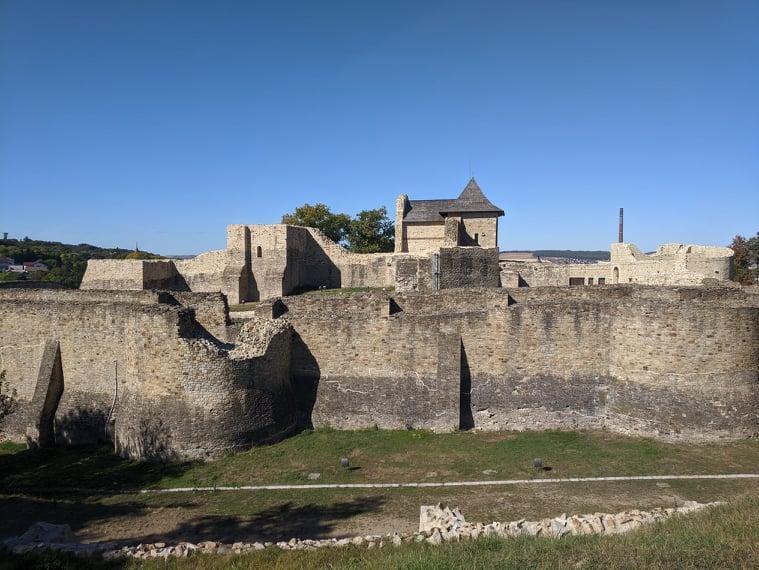 Крепость в городе Сучава / Фото Евгений Матюшенко