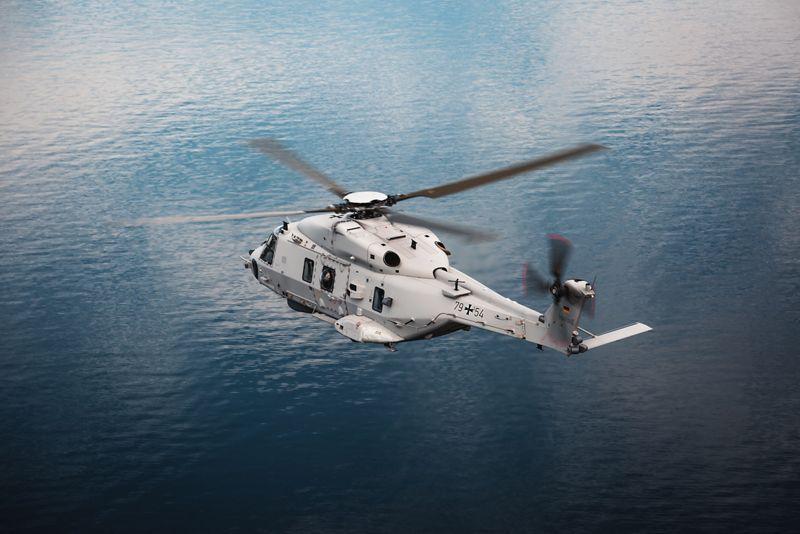 Германии передали новый вертолет Sea Lion / airbus.com