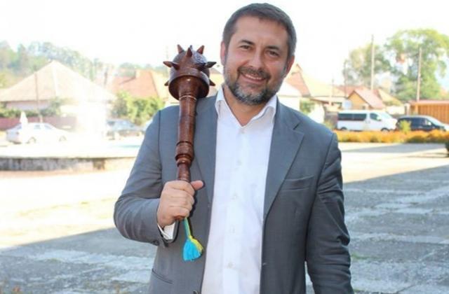 Гайдай очолив Луганську ОДА / фото ua-reporter.com