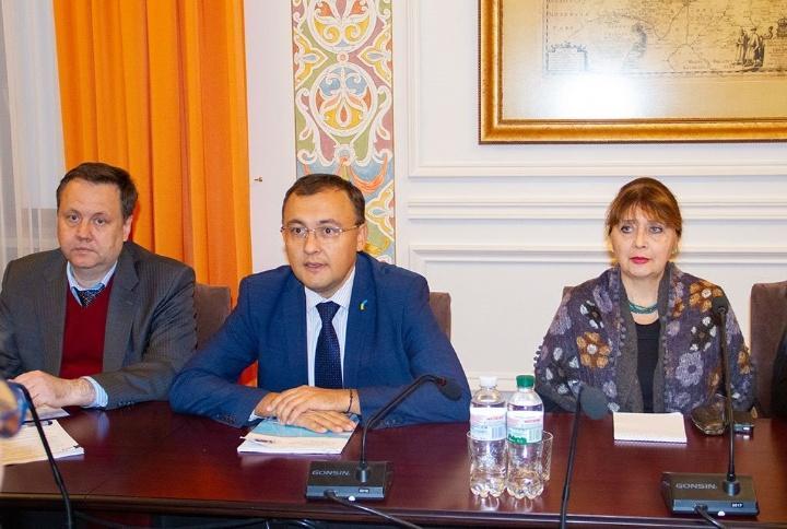 Эксперты Венецианской комиссии прибыли в Киев / МИД Украины