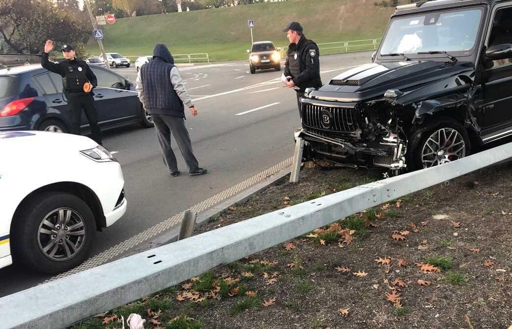 За даними патрульної поліції, водій був тверезий/ фото обласної поліції