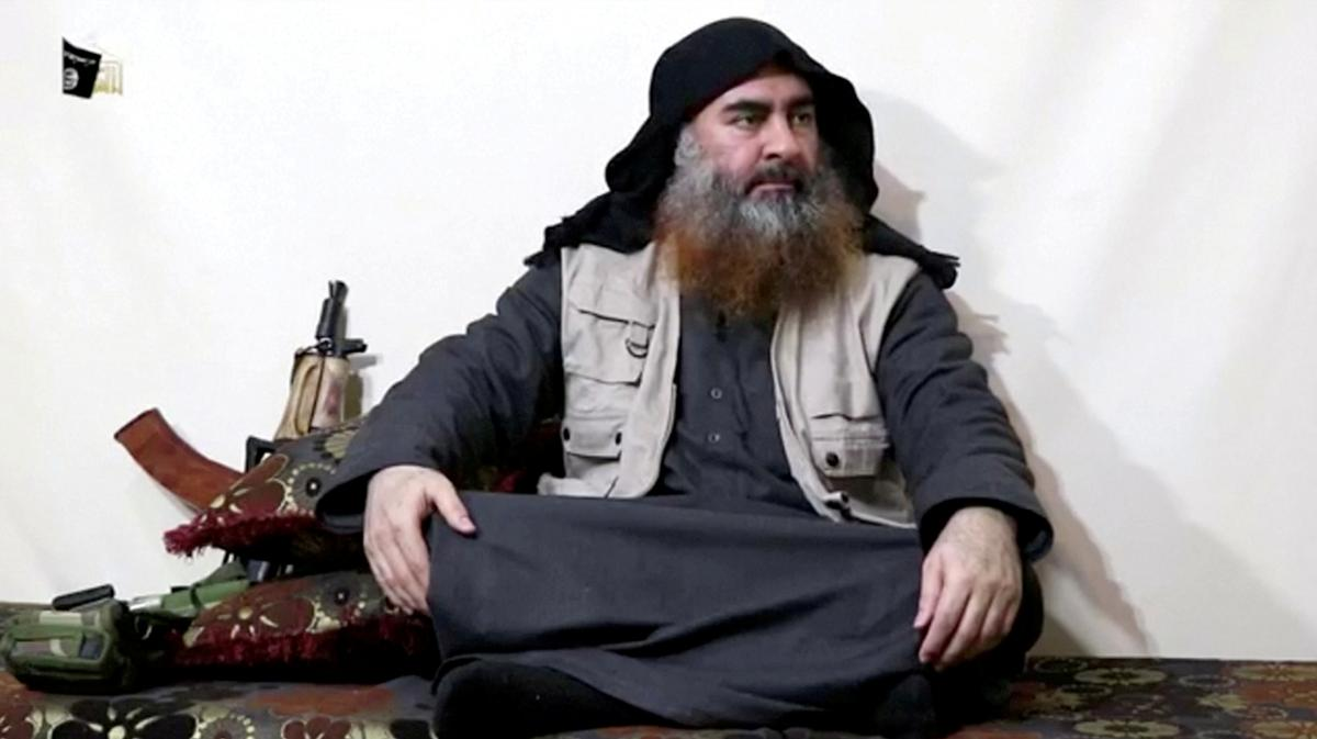 Абу Бакр аль-Багдаді / REUTERS