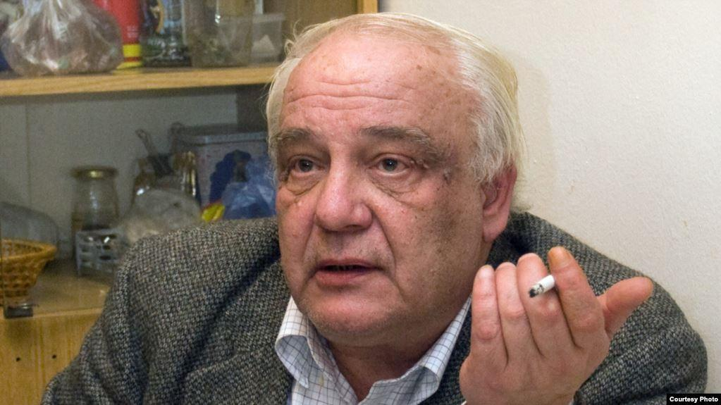 Володимиру Буковському було 76 років / Courtesy photo/Радіо.Свобода