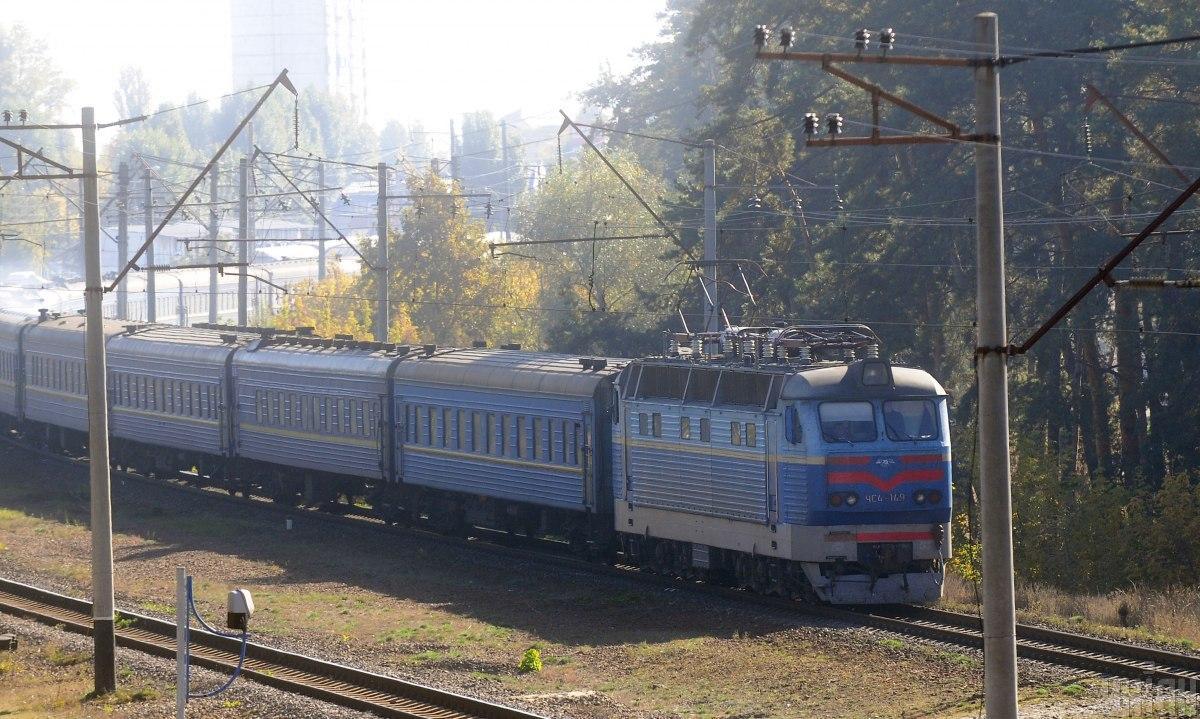 З України поїзди курсують майже в десяток країн Європи / Фото УНІАН