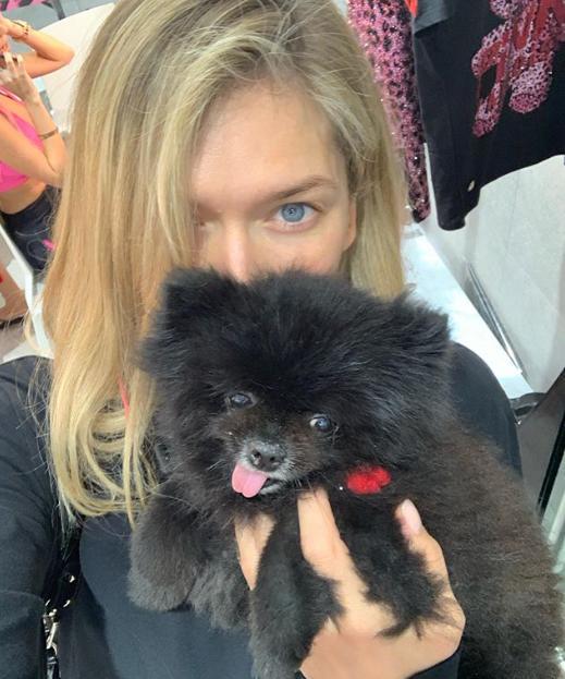 Брежнєва зачарувала шанувальників / instagram.com/ververa