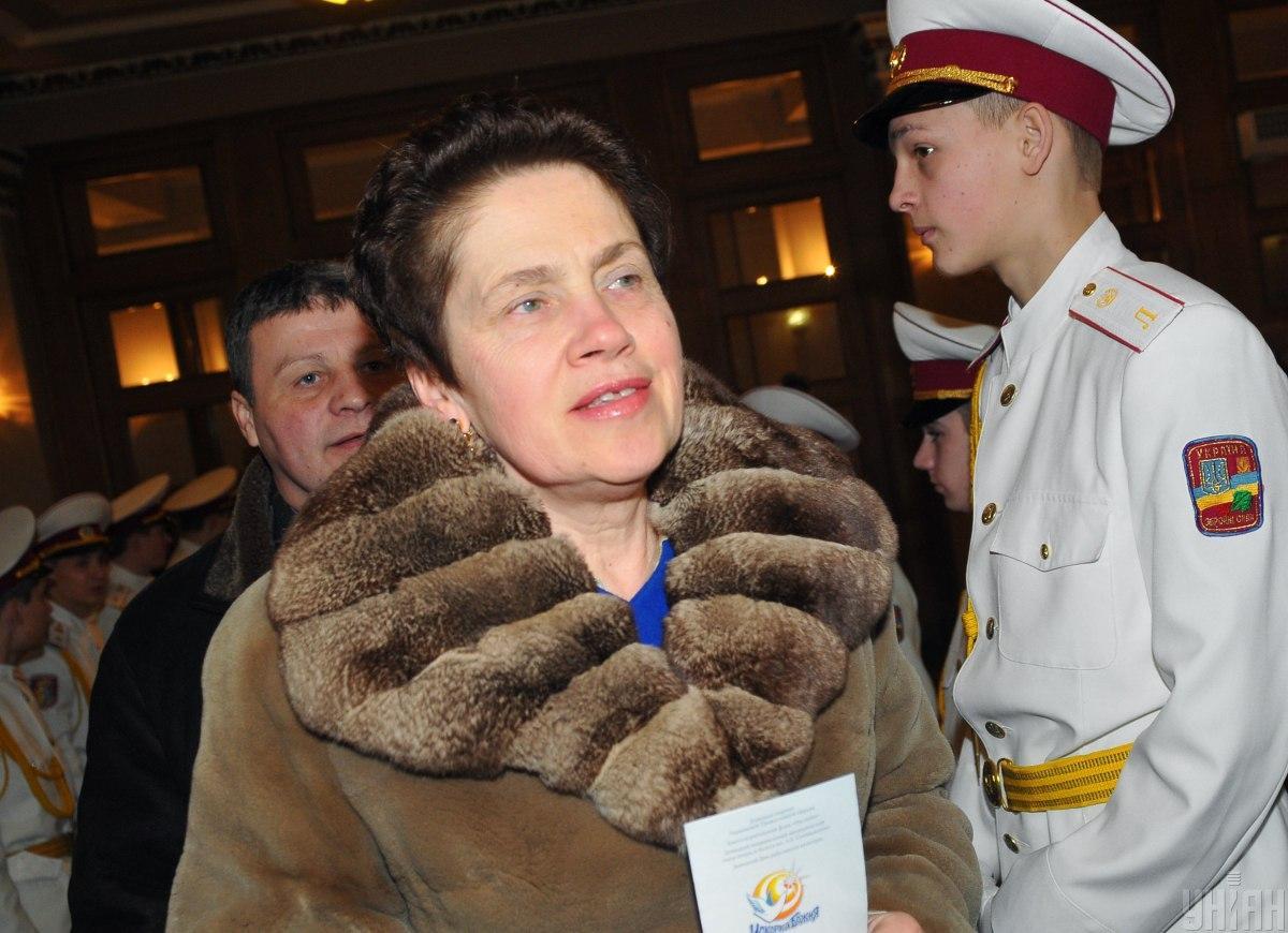 Людмила Янукович не була публічною особою і не асоціювалася з владою і президентом / фото УНІАН