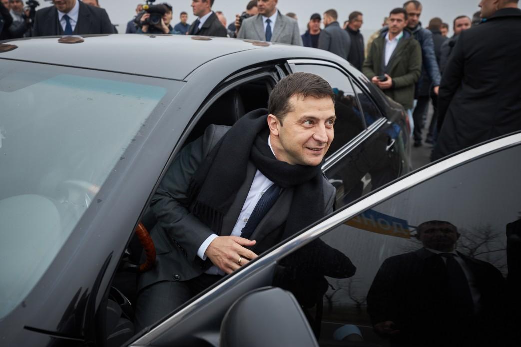 Зеленский обещаетперсональную защиту каждому инвестору / фото president.gov.ua