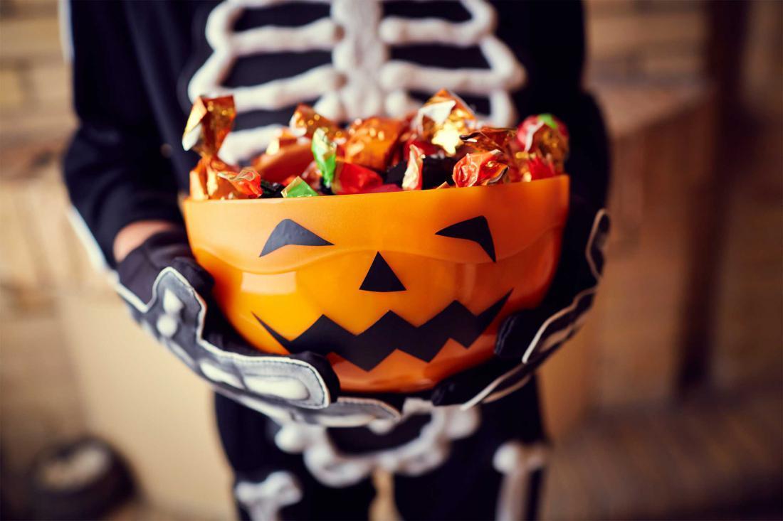 Как празднуют Хэллоуин в США / bigpikcha.ru
