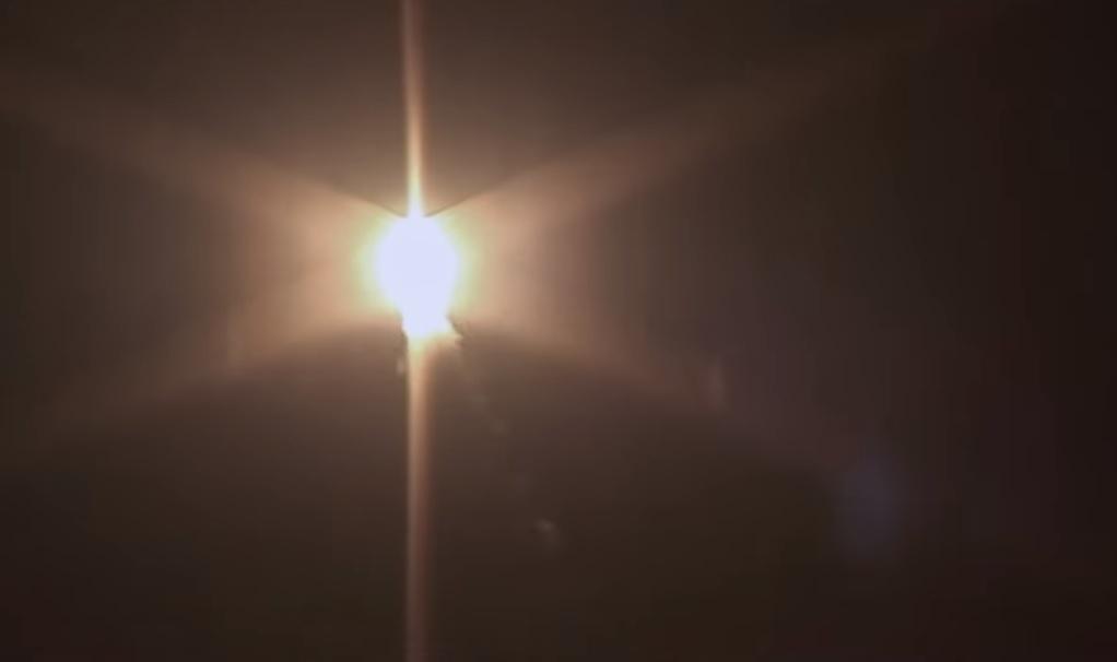 Российская АПЛ запустила баллистическую ракету в Белом море / Скриншот - Youtube, Минобороны России