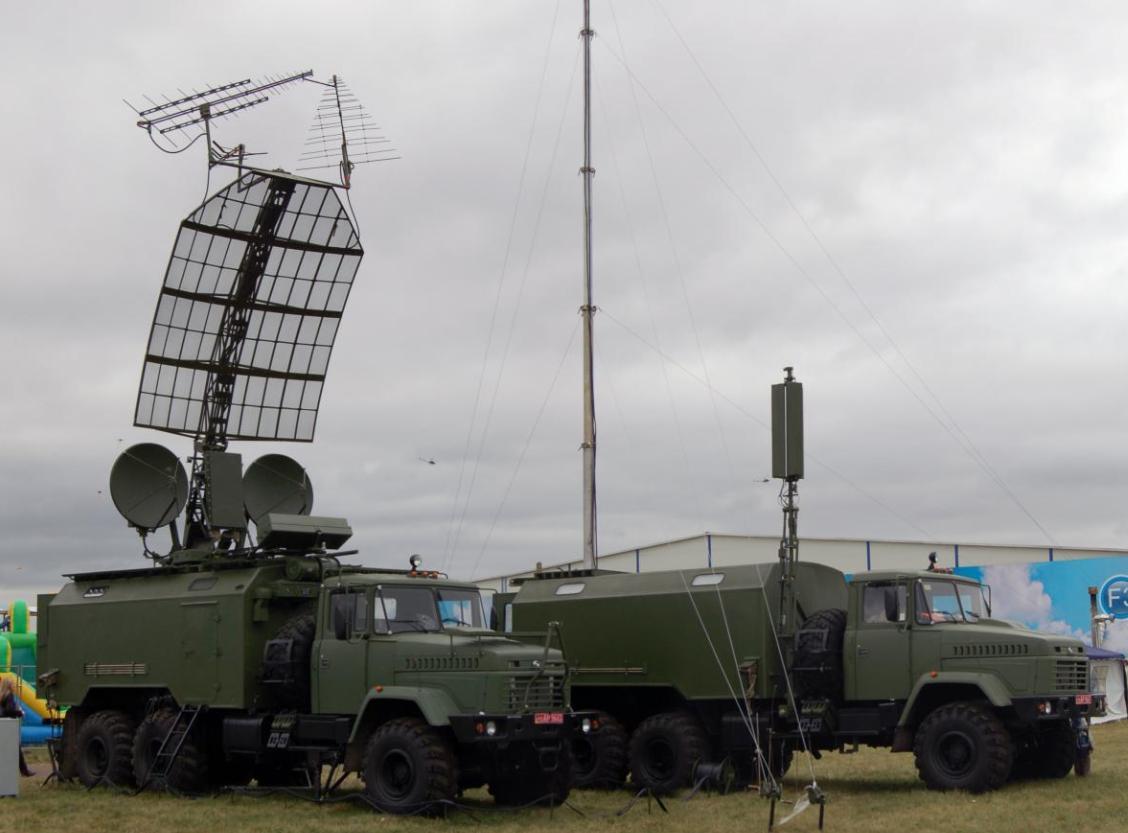 """Автоматизована станція радіотехнічної розвідки """"Кольчуга"""" / фото Укроборонпром"""