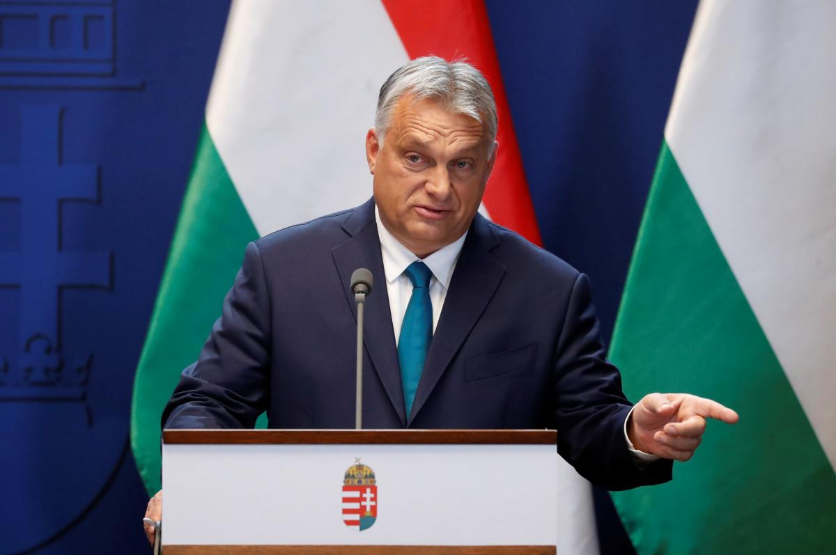 Viktor Orban / REUTERS