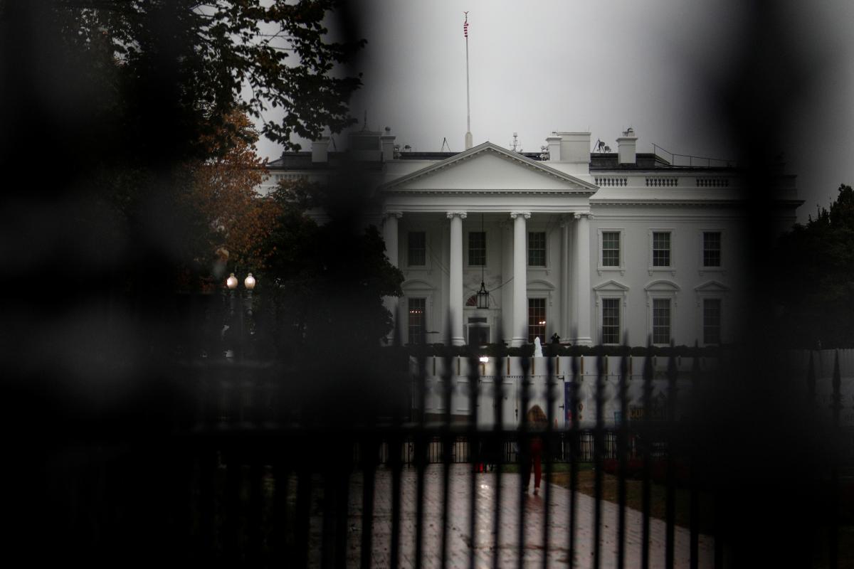 В Белом доме недовольны действиями Банковой и высказываниями Зеленского / REUTERS
