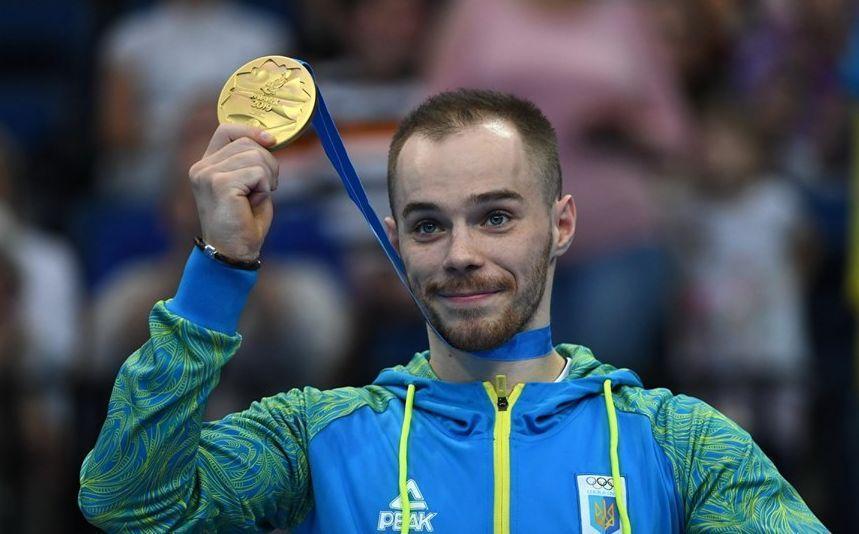 Верняев победил в двух дисциплинах / фото: НОК Украины