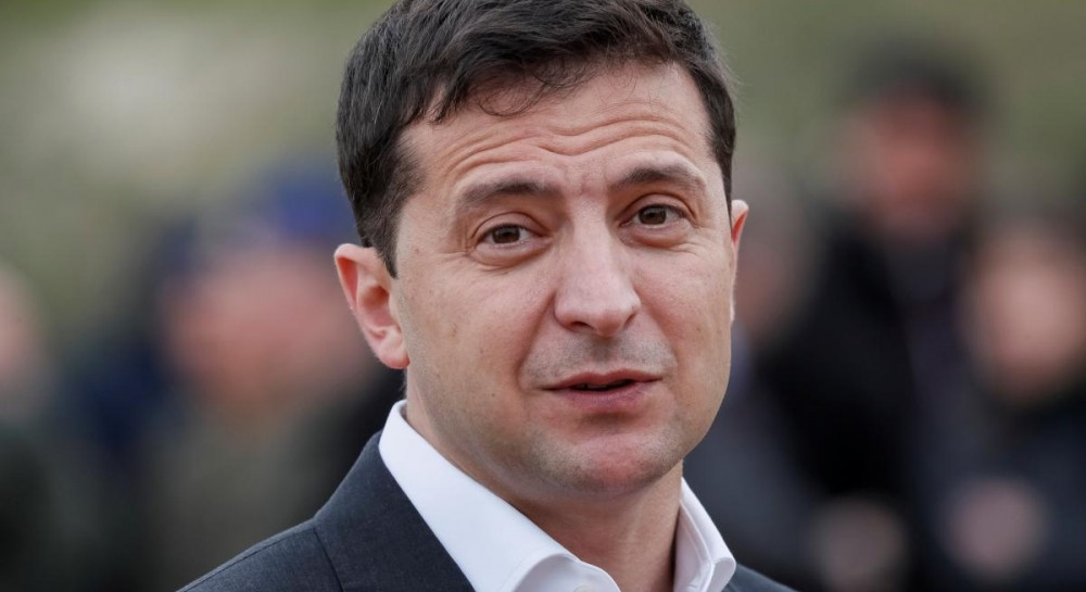 """Zelensky: """"Wrong"""" to brand all Luhansk, Donetsk residents as """"separatists"""" - UNIAN"""