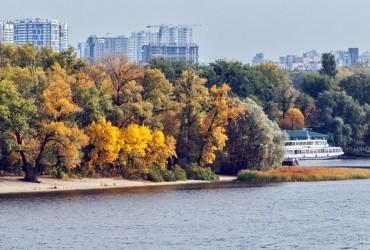 В Киеве завтра будет солнечно, температура до +22°