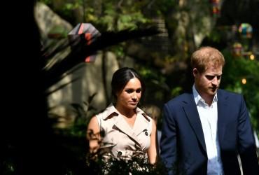 Стали известны новые решения королевы Елизаветы II относительно Меган Маркл и принца Гарри