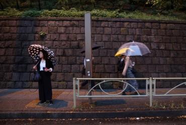 """До Японії наближається потужний тайфун """"Хагібіс"""""""