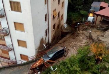 Сильні зливи призвели до загибелі двох людей в Італії