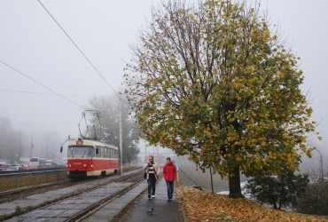 У Києві завтра без опадів, температура до +9°