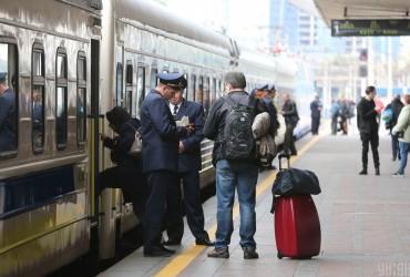 Поїзд Київ - Рахів робитиме зупинку в Чернівцях