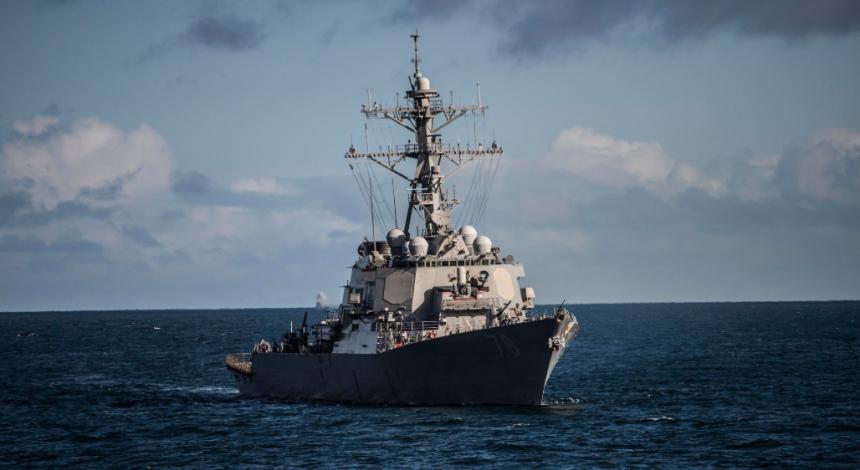 Эсминец США уже в Одессе – за передвижением корабля пристально следят военные РФ