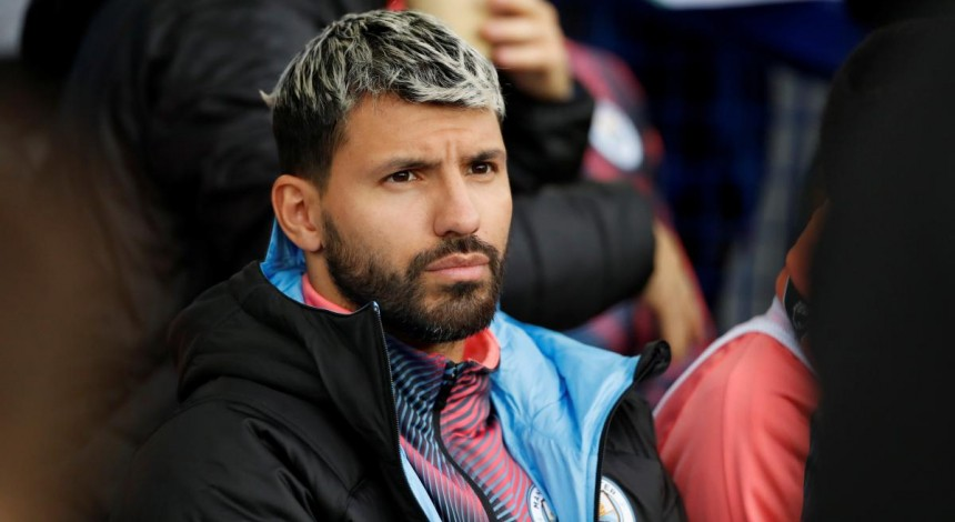 Звездный футболист Манчестер Сити попал в аварию (фото)