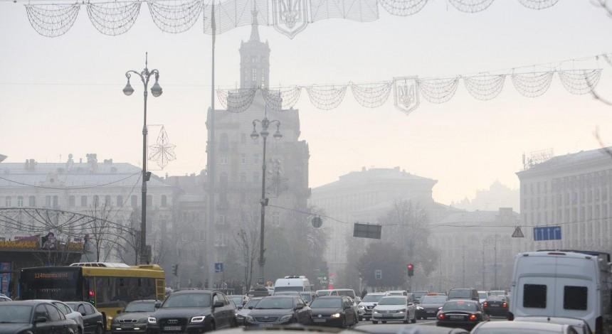 У Києві сьогодні без опадів, температура вдень до +4°
