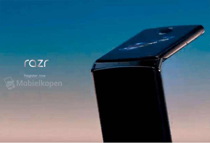 Motorola Razr з гнучким екраном загрожує дефіцит / фото Phone Arena