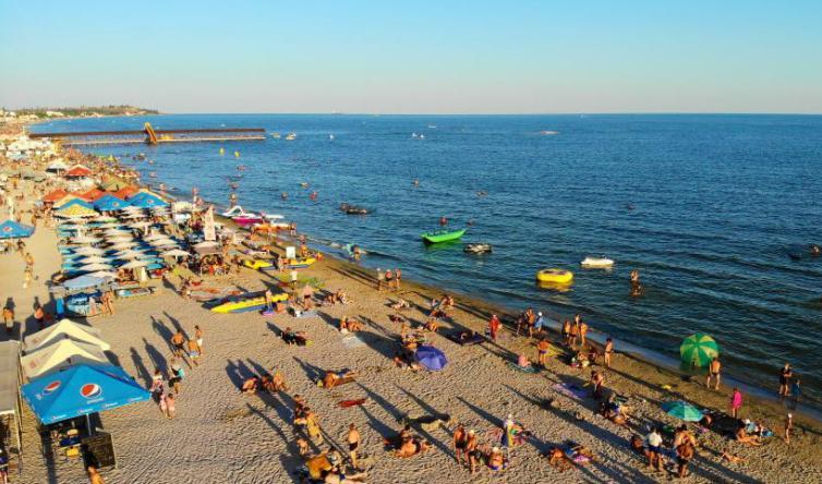 В Николаевской области ответственные за туризм в регионе чиновники считают курортный сезон-2019 вполне успешным / фото koblevo.org.ua