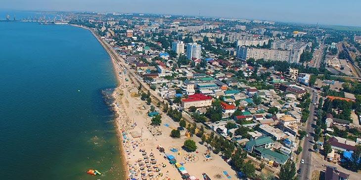 """Бердянск считается """"элитным"""" курортом. / фото alltravels.com.ua"""
