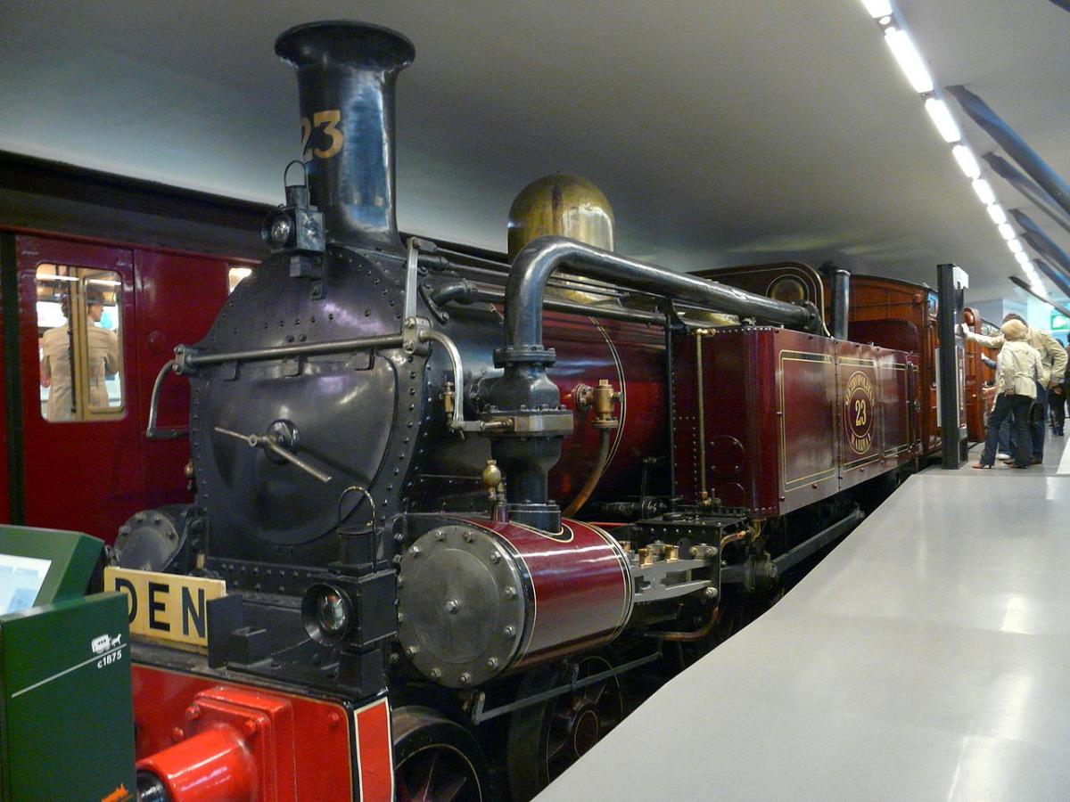 В 1890 году в Лондоне открылась первая в мире подземная электрическая дорога - метро /Flickr