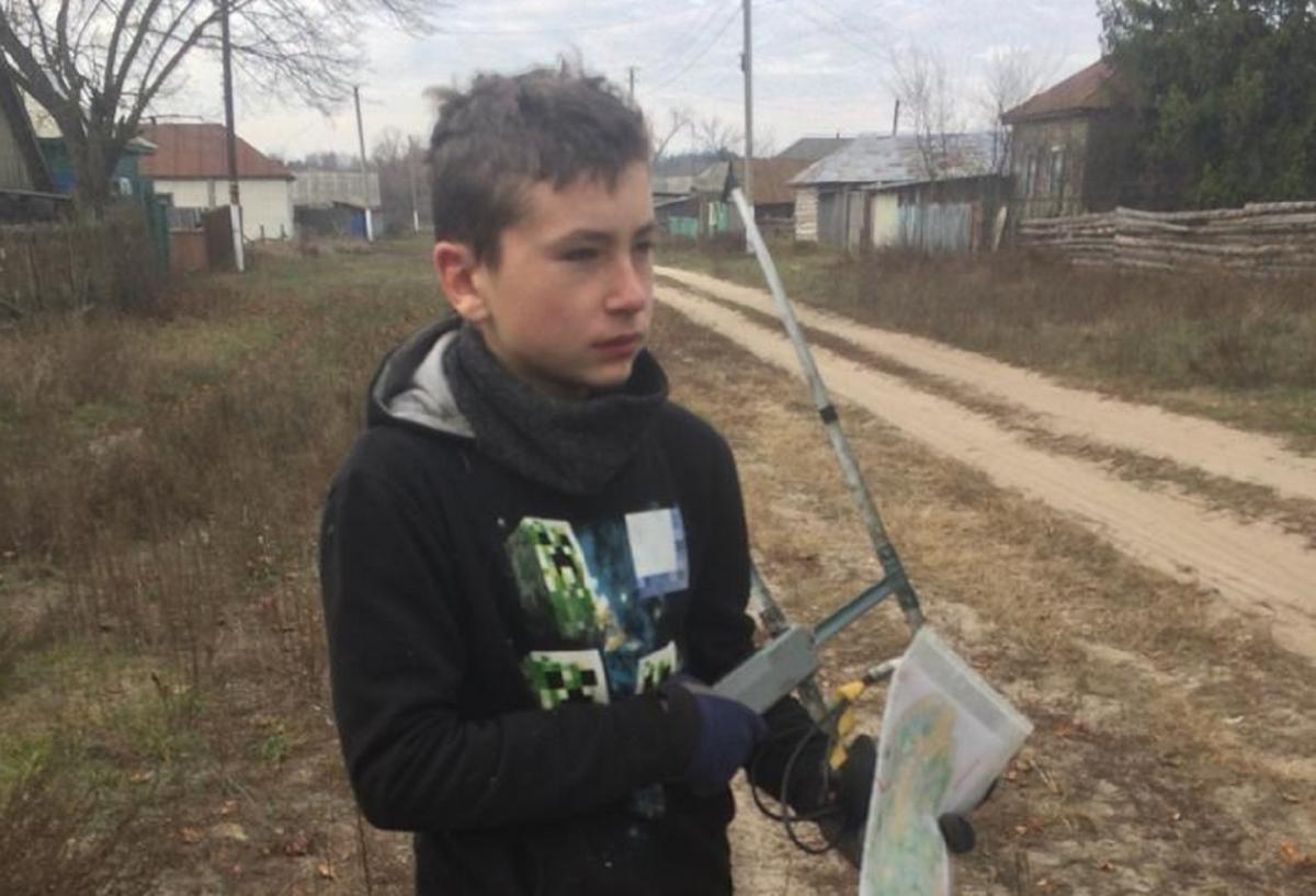 Подростка нашли охотники за 10 километров от места проведения соревнований / ГУНП в Сумской области