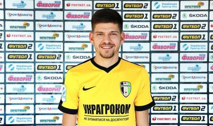 Ковалець забив гол і зробив асист / фото: ФК Олександрія