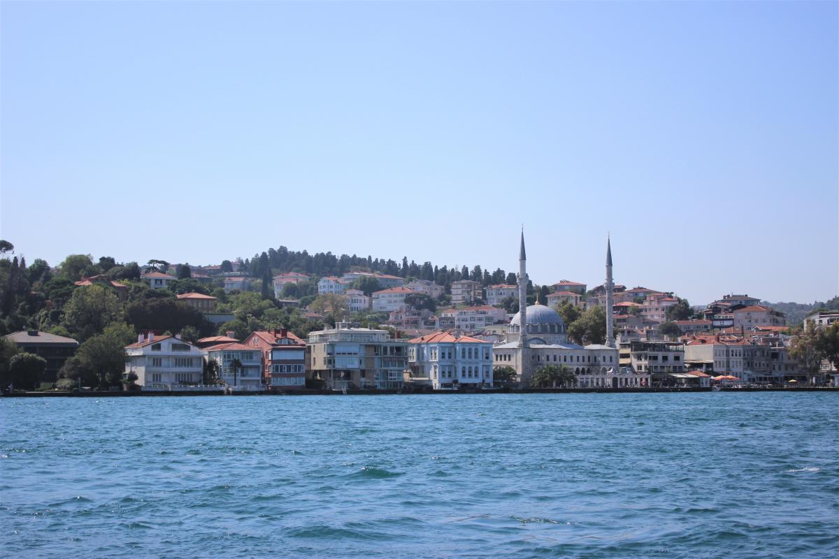 Стамбул, напевно, найеклектичніше місто світу / Фото Олександр Куницький