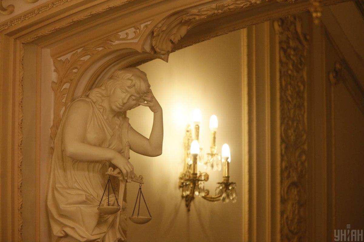 Зеленський підписав закон про судову реформу / фото УНІАН