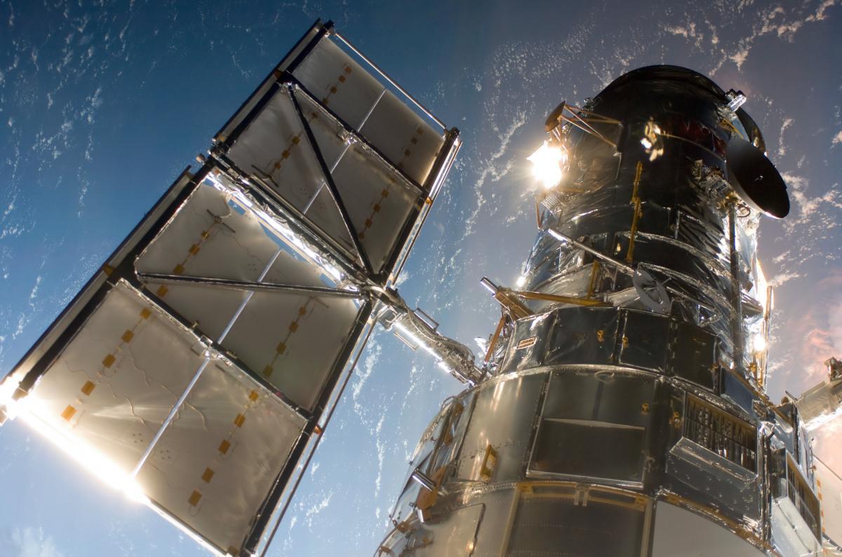 Космический телескоп Hubble / фото NASA