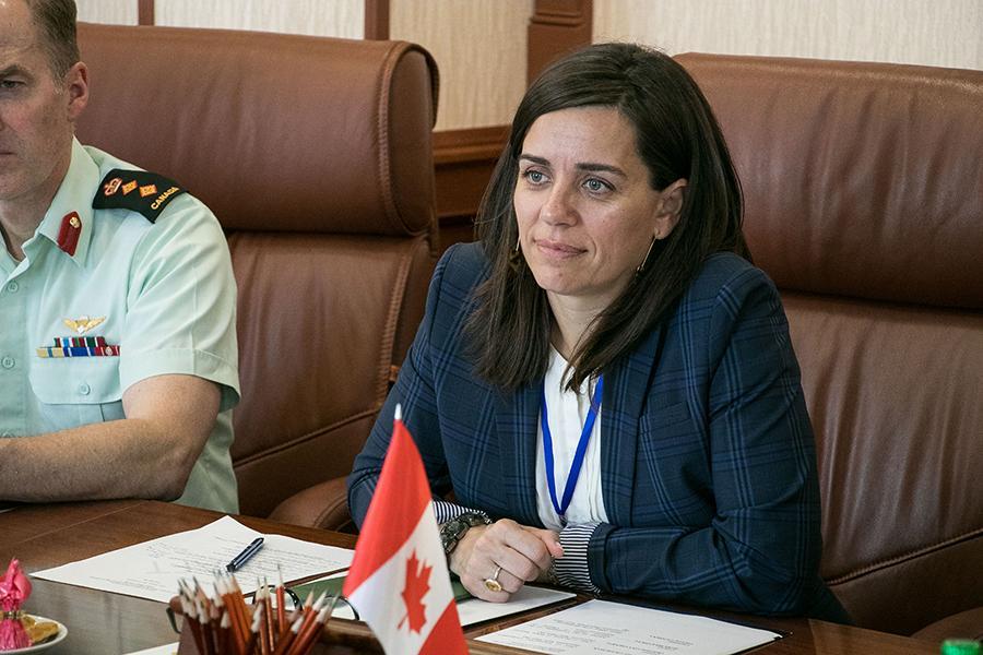Лариса Ґаладза / фото ngu.gov.ua