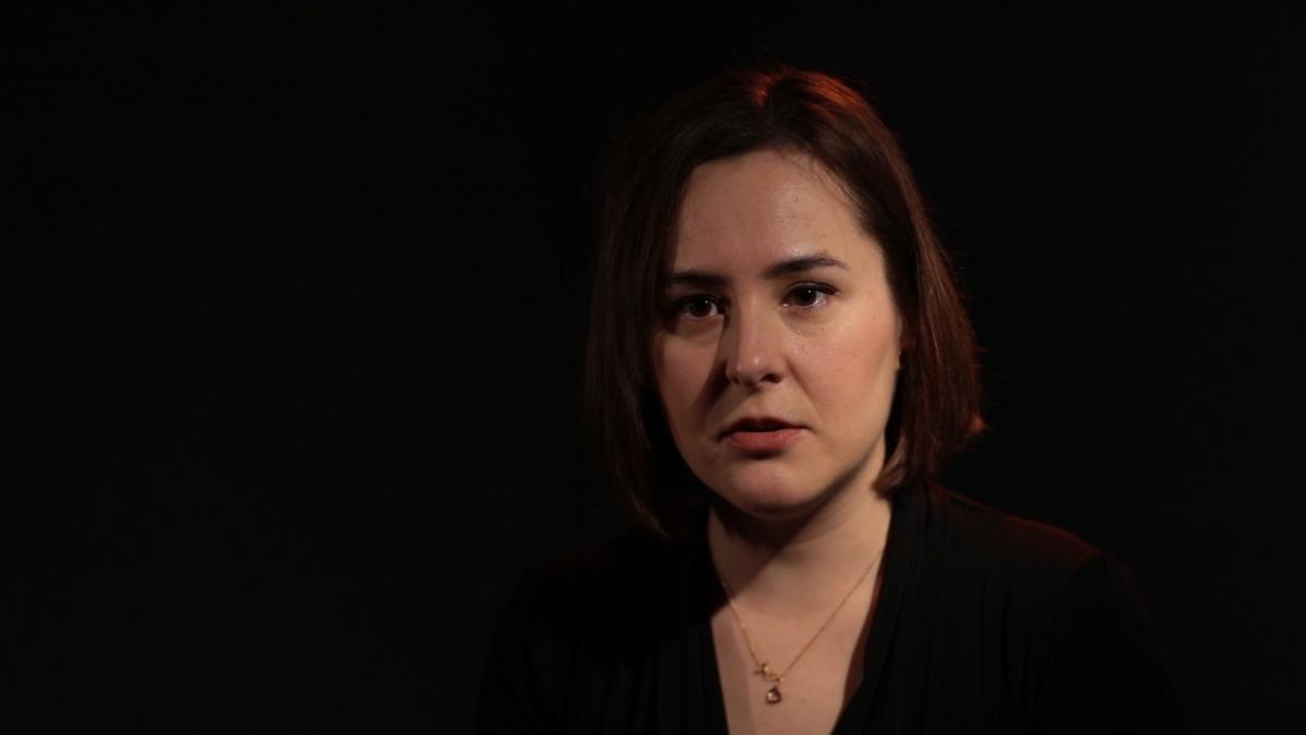 Аліна Сарнацька пройшла шлях від секс-працівниці до активістки