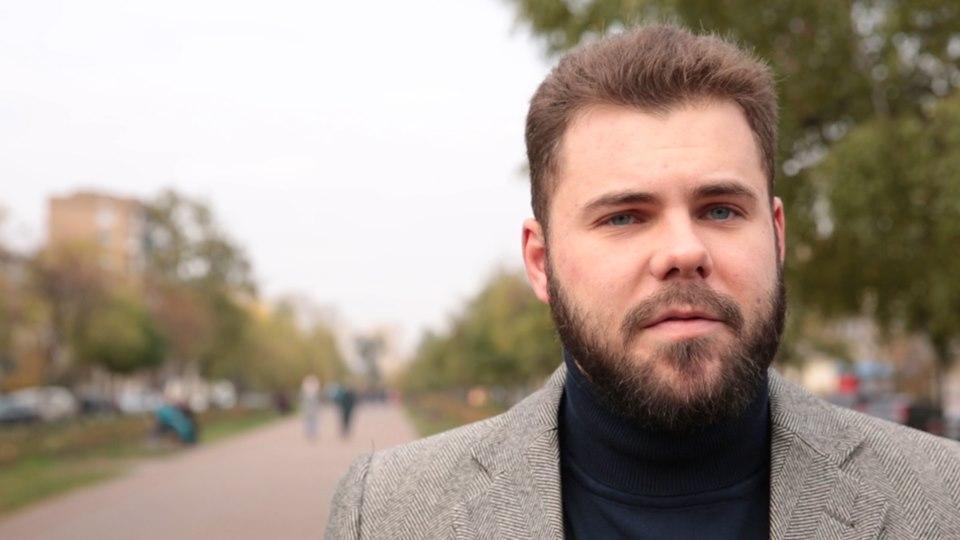 Депутат Київради Святослав Кутняк
