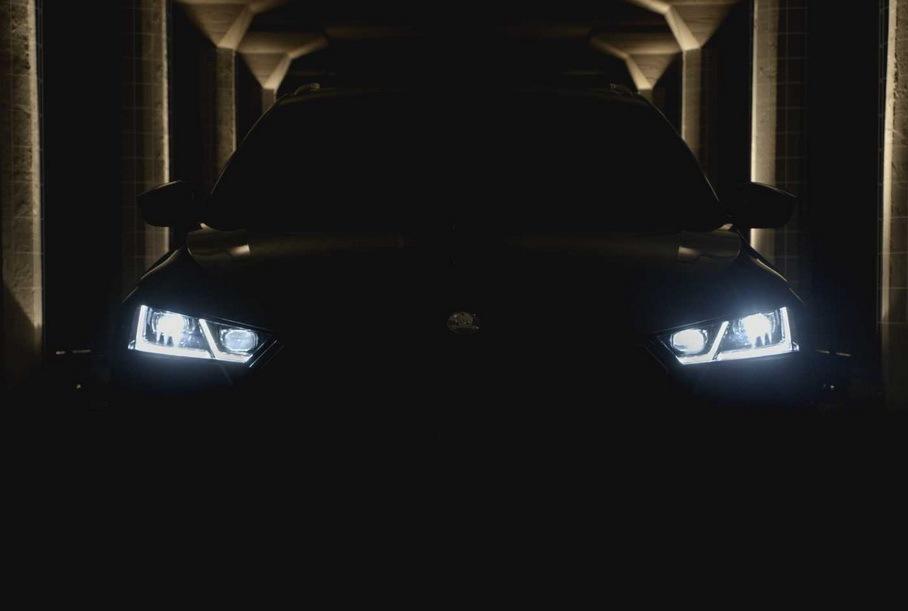 Компания Skoda поделилась тизером Octavia четвёртого поколения / фото Skoda
