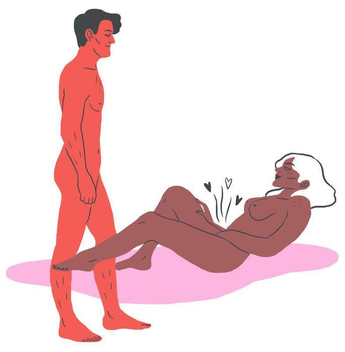 Партнер смотрит, как женщина мастурбирует / cosmo.ru