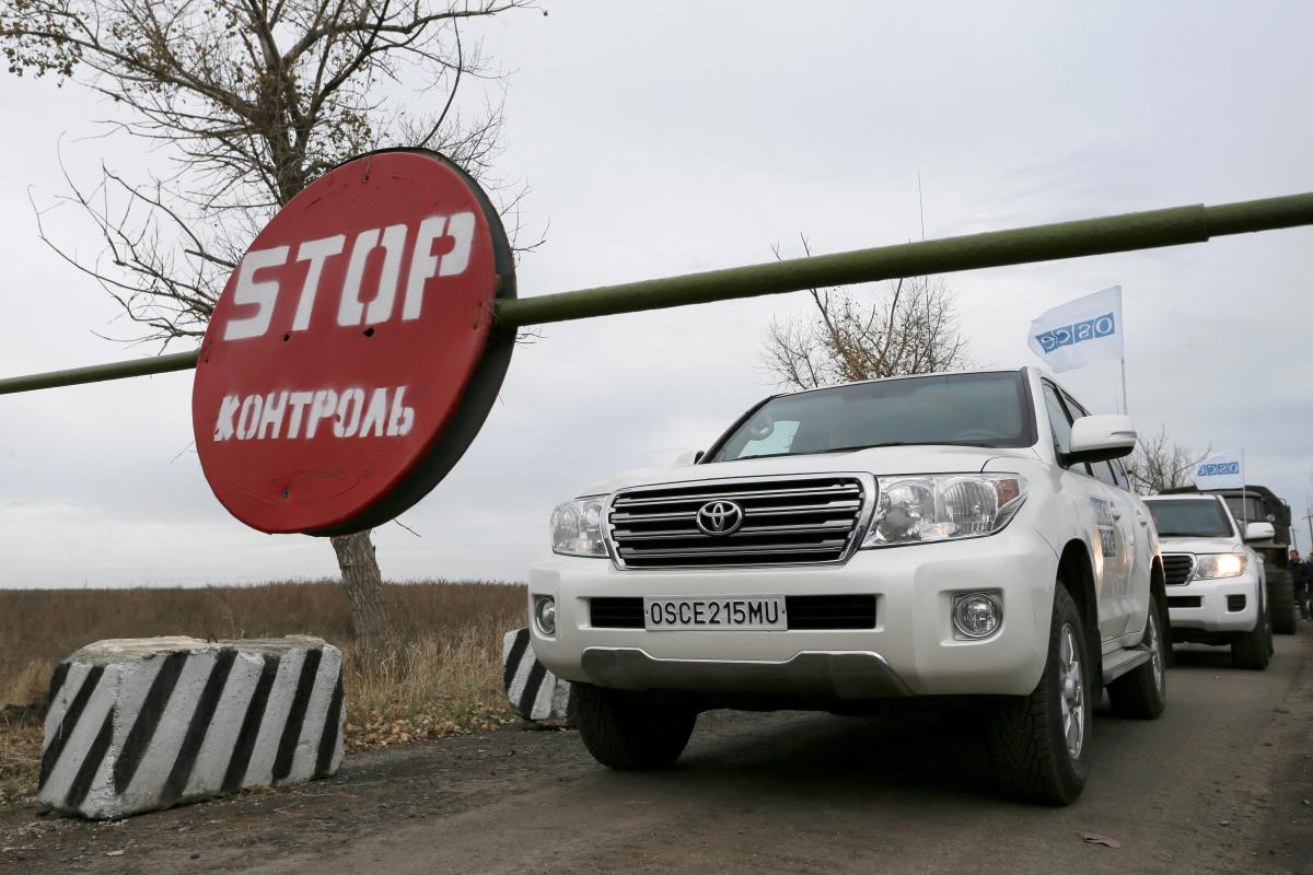 OSCE Chairperson-in-Office Linde to visit Ukraine this week / REUTERS