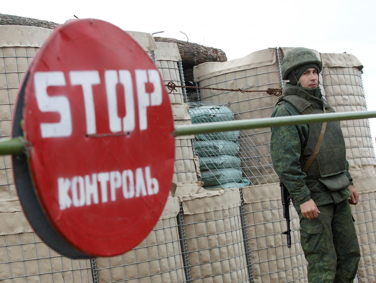 """Украина исключает переговоры по Донбассу с боевиками """"ЛДНР"""" / фото REUTERS"""